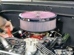 We also wanted to add this upper air cleaner cap from Trans Dapt (PN 2231). Us truck guys are lucky because we have tons of room under the hood, but what if you are limited with a really low-profile air filter? Then this is definitely your answer. Trans Dapt reports airflow gains as much as 500 cfm. Wow, that is a lot.