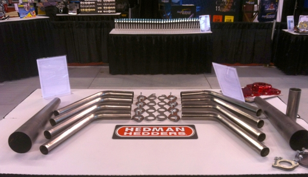 BB CHEVY Lakester Kit @ 2012 HR&R Show in Indy
