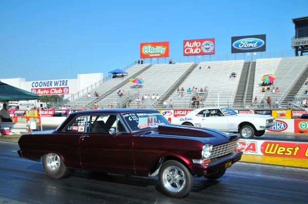 Mike Nordahl NMCA West Pomona 2012