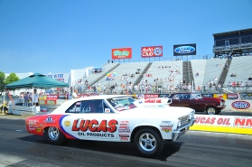 Mike Nordahl Ron de Hoop NMCA West Pomona 2012