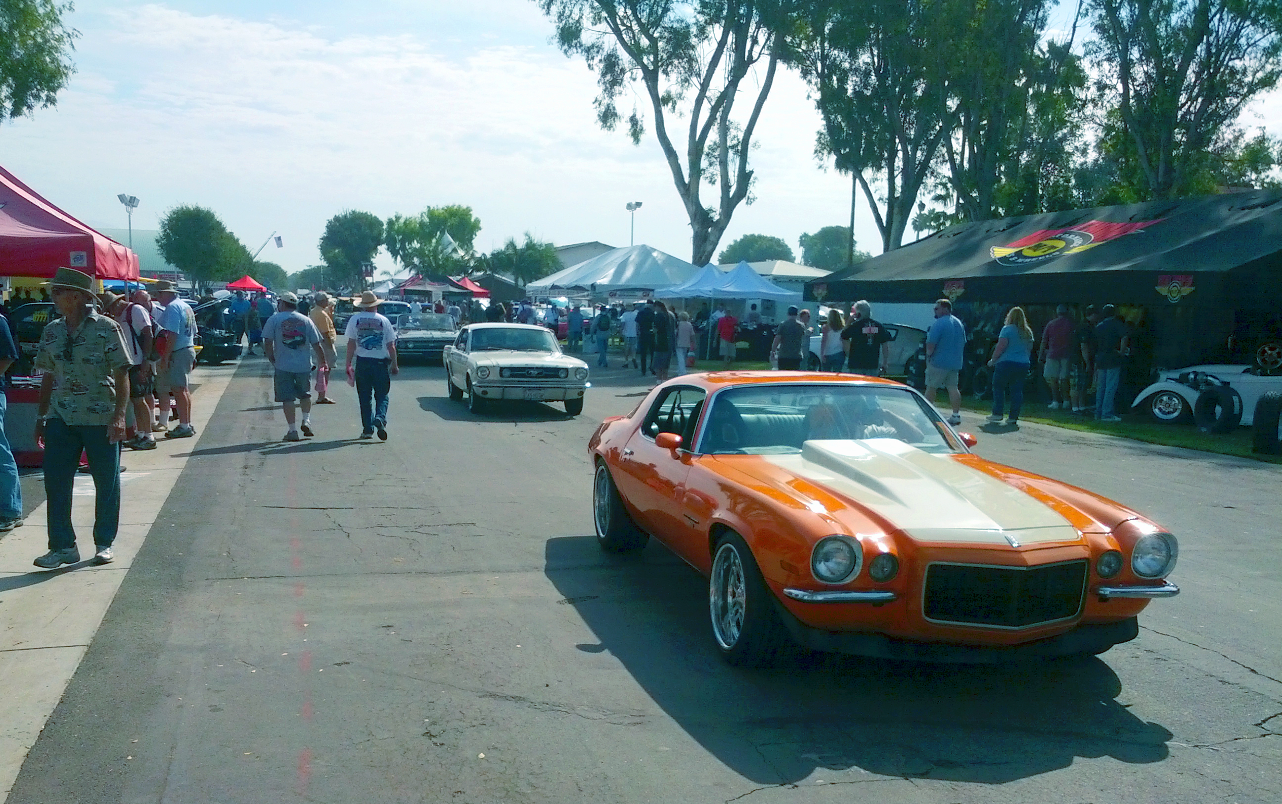 Cruisin\' for a Cure Charity Car Show 2012 | hedmanperformance