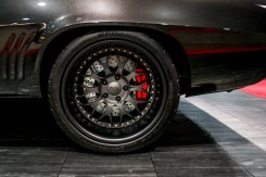 close-up shot of Intro Wheels