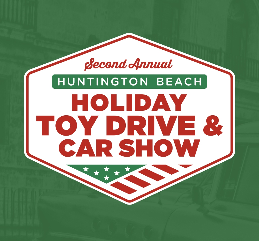 HB Holiday Toy Drive logo Green